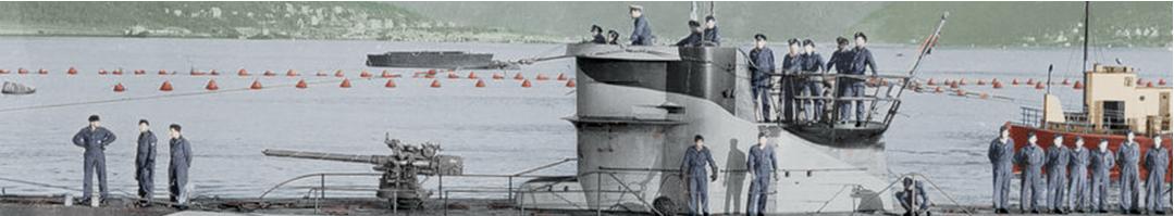 U-Boats Volume 12 Image
