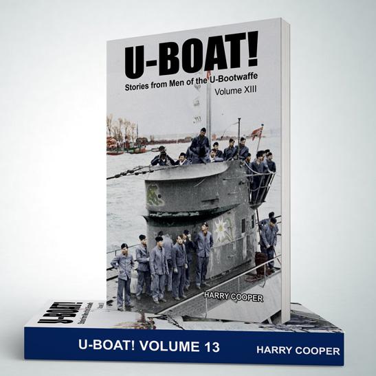 U-Boat! Volume 13