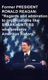Ronald Reagan Sharkhunter's Member